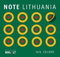 Note Lithuania: Folk CD + DVD