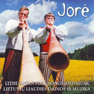 Lithuanian Folk Songs and Music