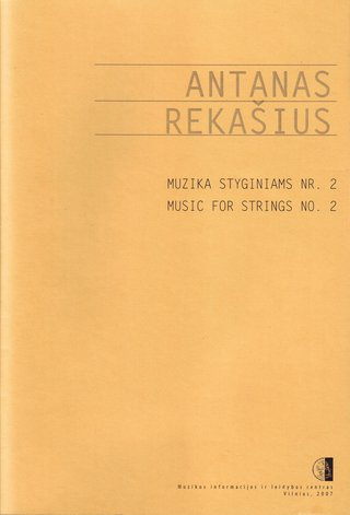 Music for Strings No. 2