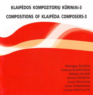 Compositions of Klaipėda Composers-3