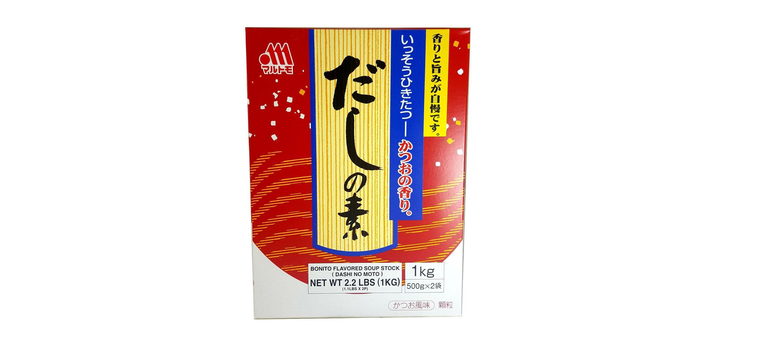 Dashi de bonite Marutomo