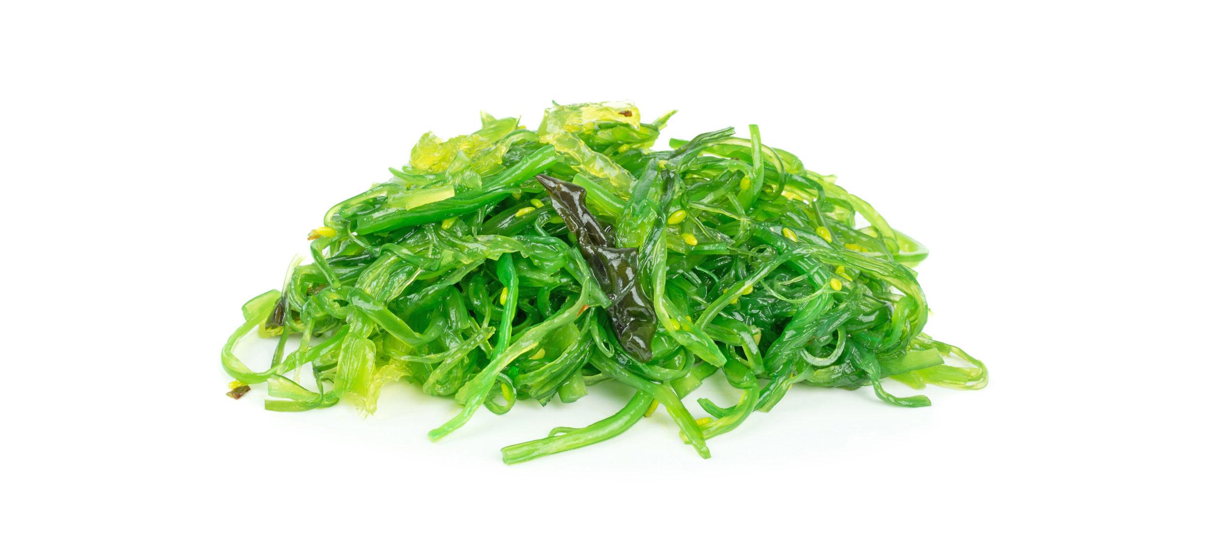 Salade Wakame Sésame Surgelé