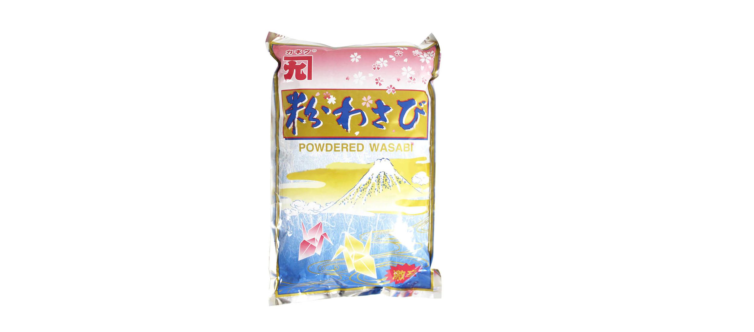 Wasabi en poudre Kaneku