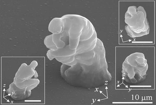 nanosculpture