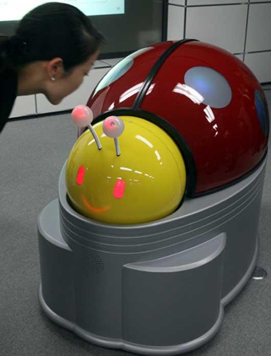 ladybug robot