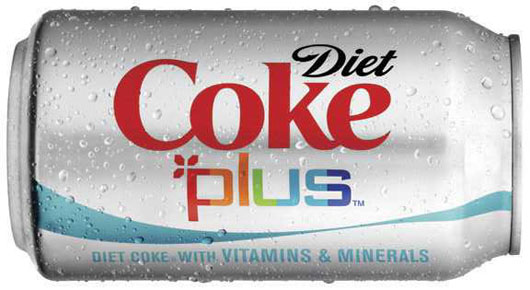 diet coke plus product image