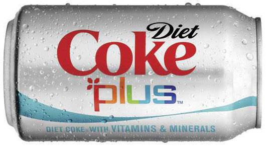 diet coke plus product image