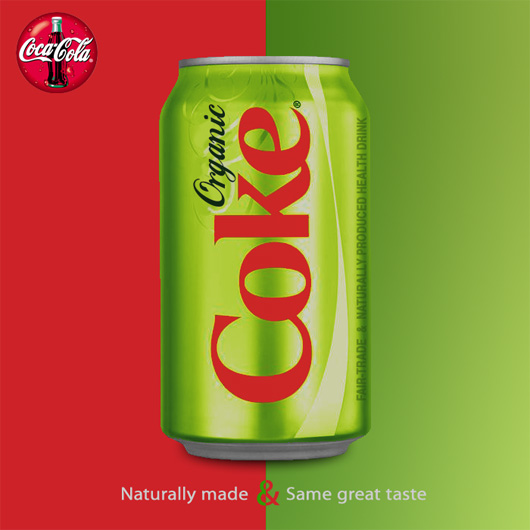 Speculative Organic Coke design from 2008