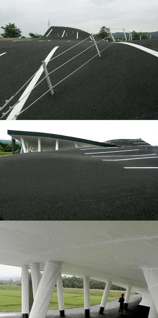 Waves of Asphalt