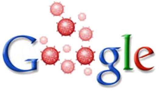 google tracks flue