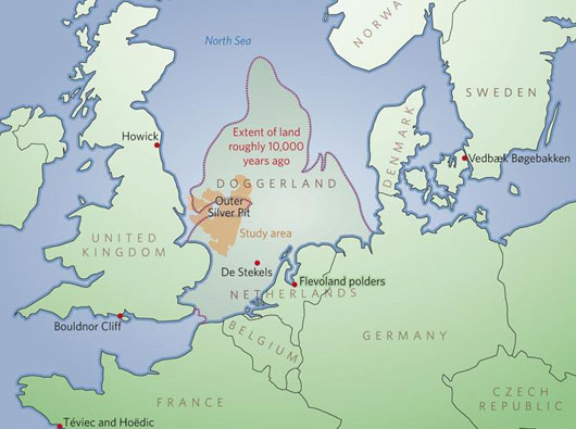 doggerland – mapping a lost world