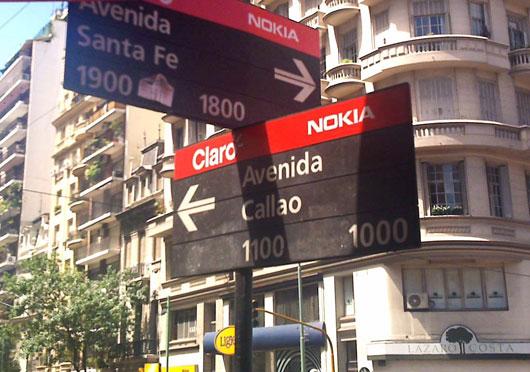 nokia street