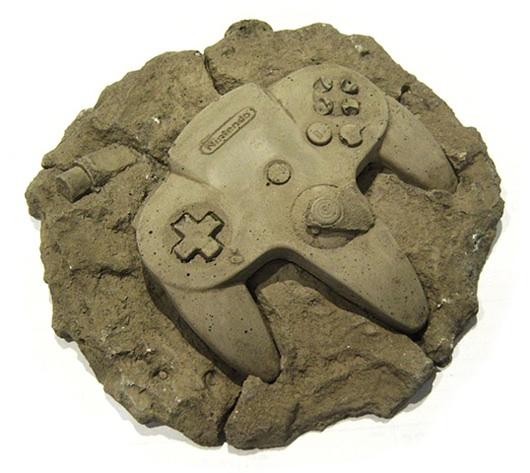 fossil nintendo