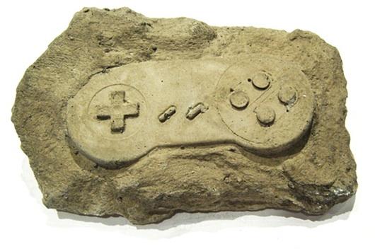 fossile console