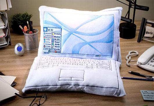 display pillow