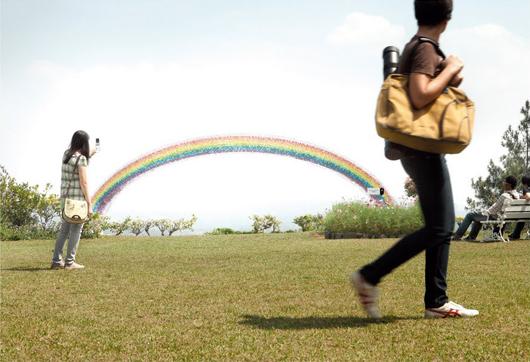 Pantone Rainbow 01