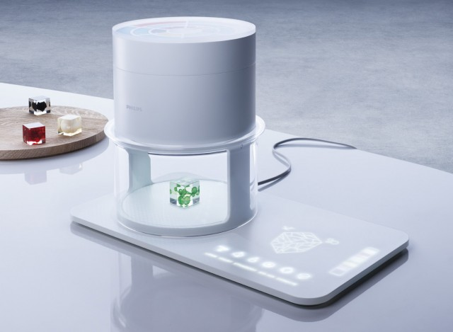 3D food printer by Philips