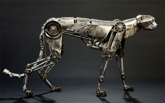 Mechanical Cheetah