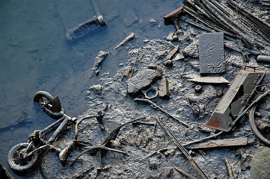 gowanus canal toxic mud