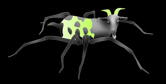 Spidergoat