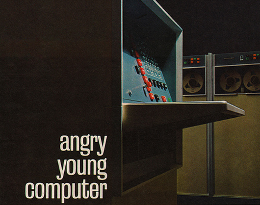 angry young computer