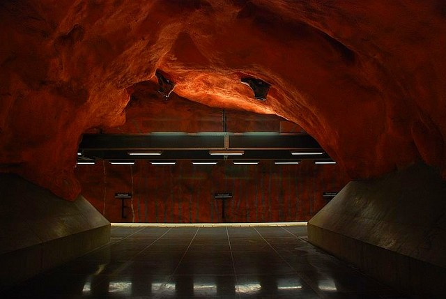 stockhom metro 1