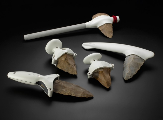 modern stone age tools