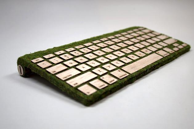 mossy keyboard