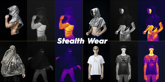 Adam Harvey's Stealth Wear