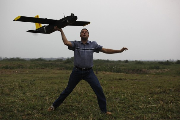 indian drones protect rhinoceroses