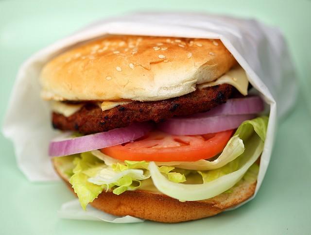in vitro meat hamburger