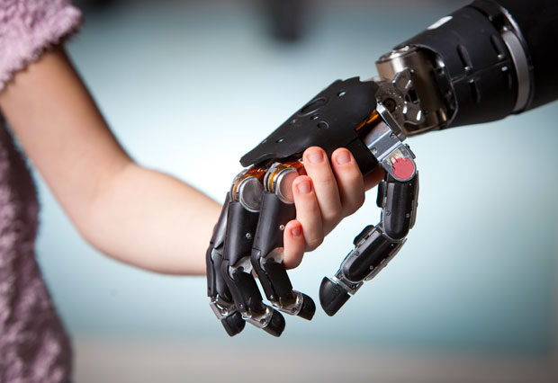Touch Artificial Hand