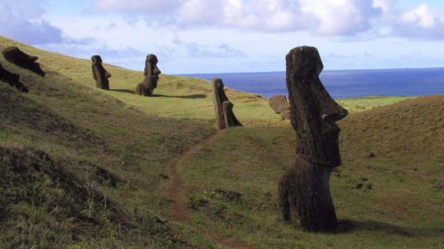 ecological collapse of easter island