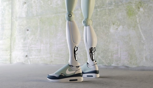 Nike-for-robots
