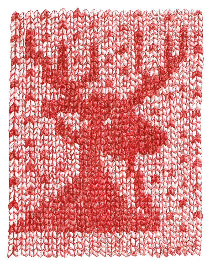 knitted_meat_dish