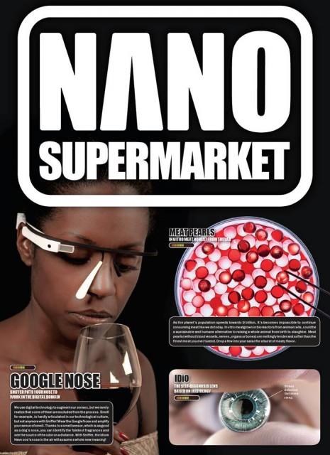 Nano Supermarket
