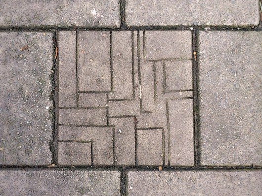 QR pavement
