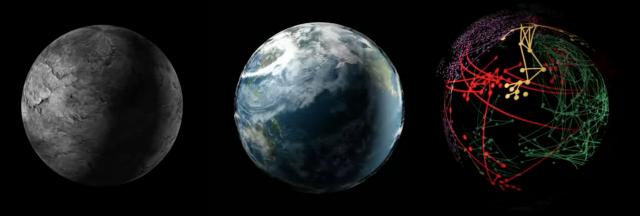geosphere-biosphere-technosphere