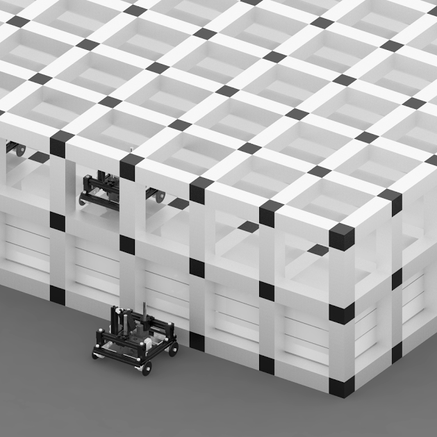 reconfiguration robots