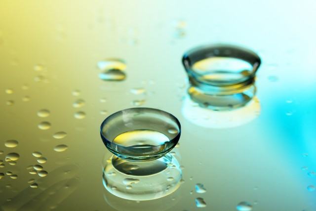 electronic contact lenses future of wearable technology