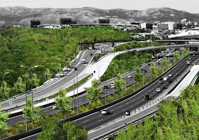 madrid green city plan