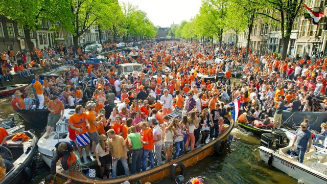 king's day celebration