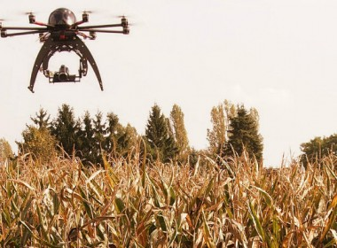 Drones and agriculture