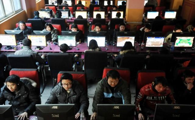 china's internet cafes
