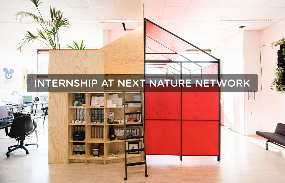 Work at next nature network