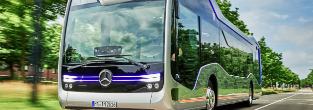 The bus from the future is here and it is called Future Bus