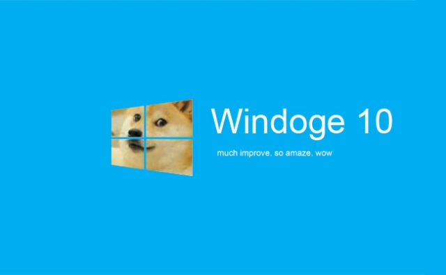 Doge on windos operating system
