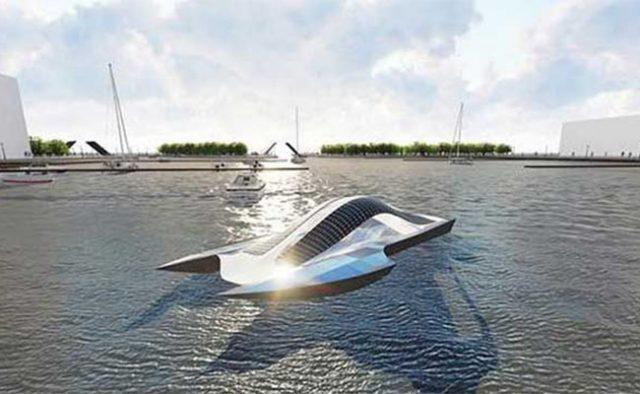 Water-shark-drone-rotterdam