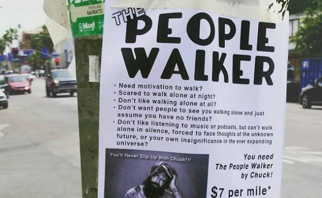 The People Walker Add