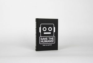 Save the Humans Book from Next Nature Network